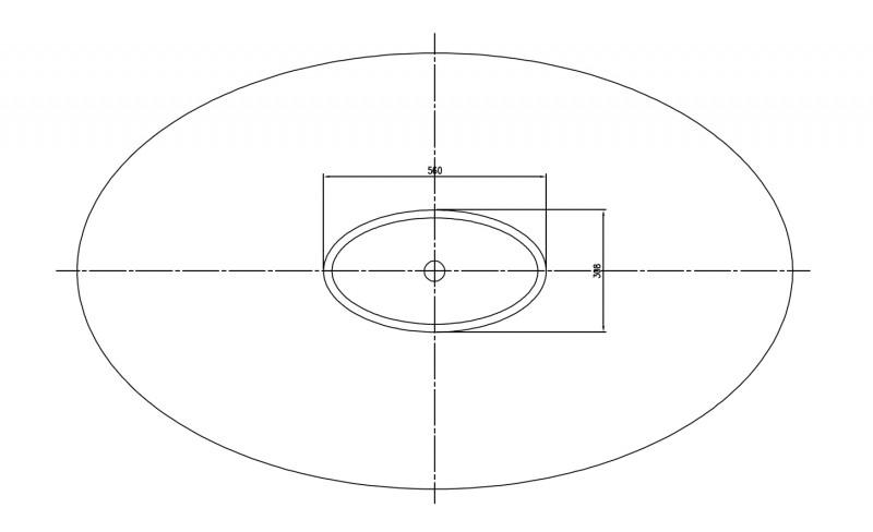 Freistehende Badewanne aus Mineralguss Wave Stone schwarz matt - 180 x 110 cm – Solid Stone  – Bild 6