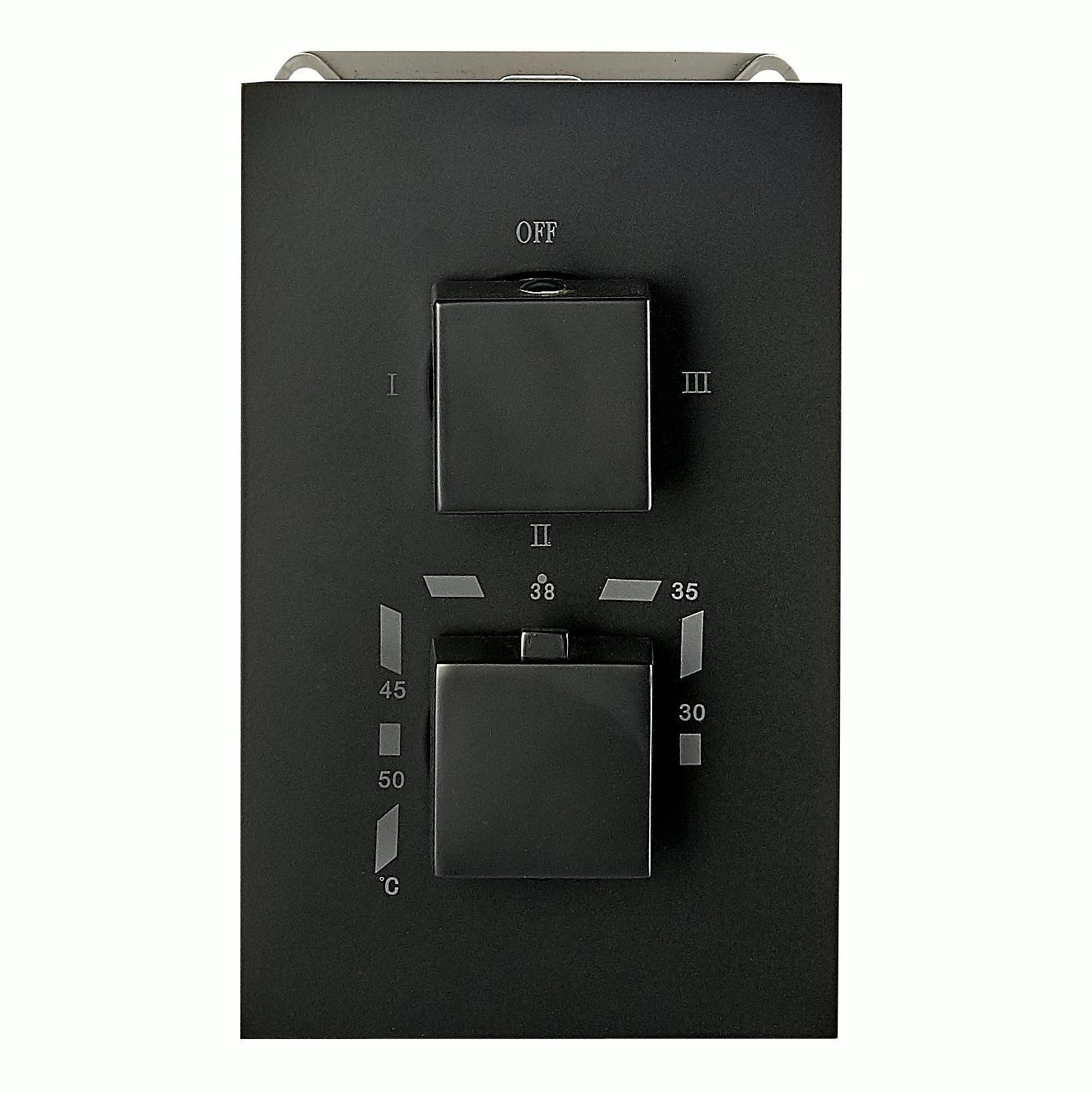Design Thermostat Unterputz Duscharmatur NT7176 Unterputz Grundkörper