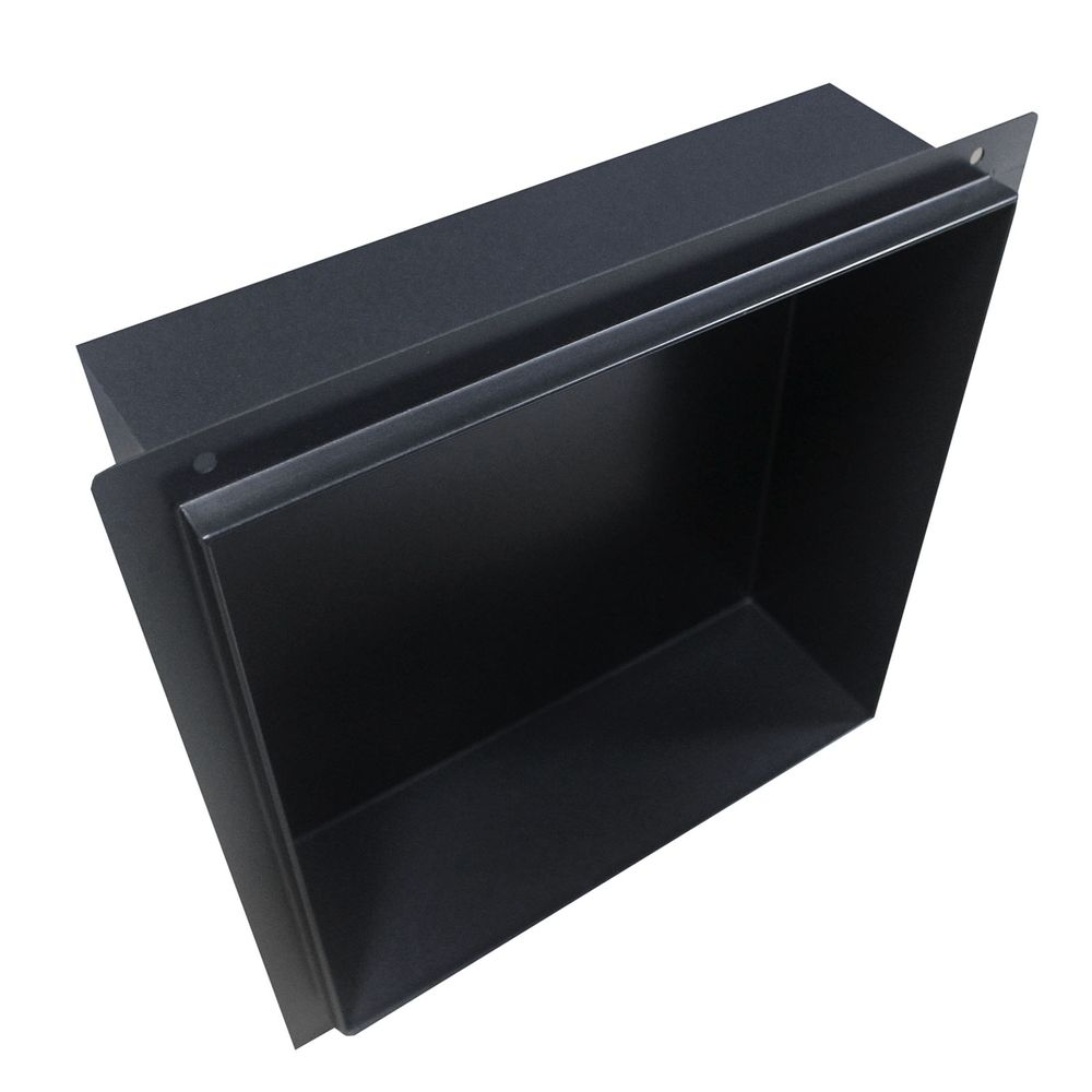 BERNSTEIN Frameless Wall Niche BS303010 - 30 x 30 x 10 cm - different colours available – Bild 5