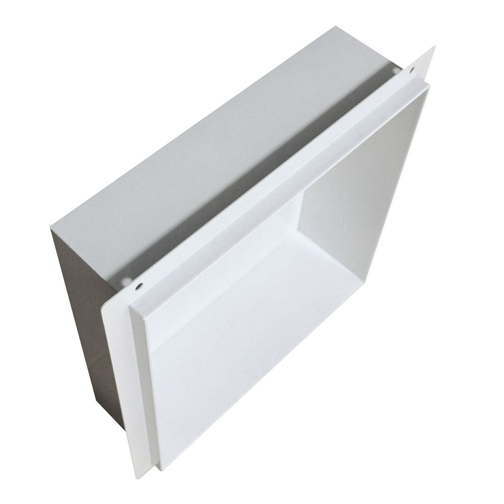 BERNSTEIN Frameless Wall Niche BS303010 - 30 x 30 x 10 cm - different colours available – Bild 8