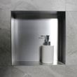 Frameless Wall Niche BS303010 - 30 x 30 x 10 cm - different colours available