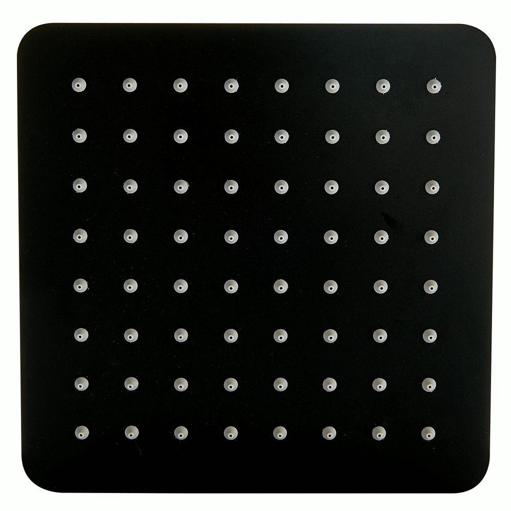 Système de douche combiné thermostatique  SEDAL- 8921B Basic en noir - avec ou sans tête de douche – Bild 5