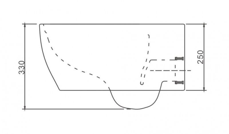 WC suspendu offre spéciale pack économique 22: NT2039 - et bâti-support G3008 avec plaque de déclenchement – Bild 10