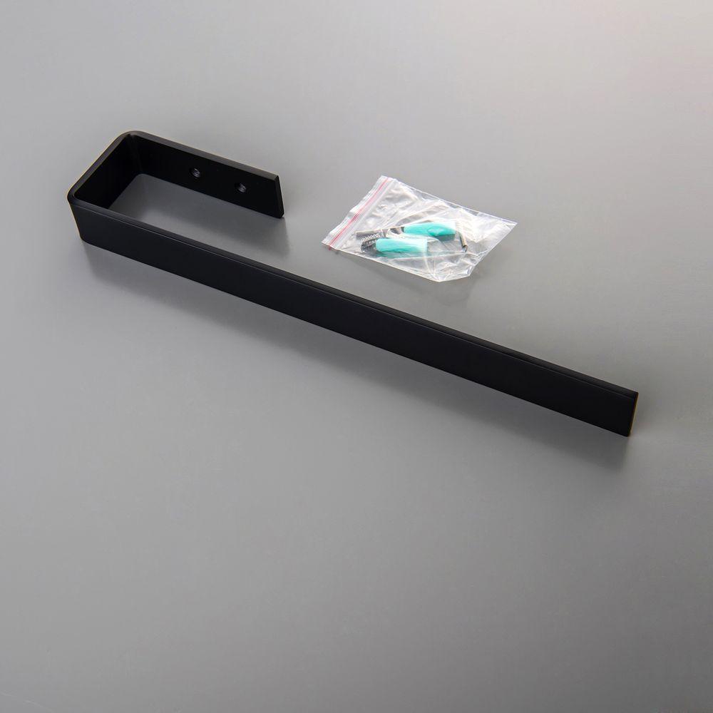 Handtuchhalter HH39 Edelstahl Korpusmontage - Handtuchstange für Badmöbel - Farbe wählbar – Bild 8