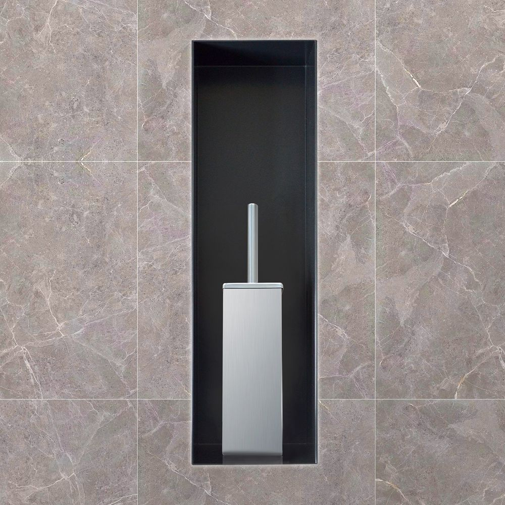 BERNSTEIN Frameless Wall Niche BS156010 - 15 x 60 x 10 cm - different colours available – Bild 2