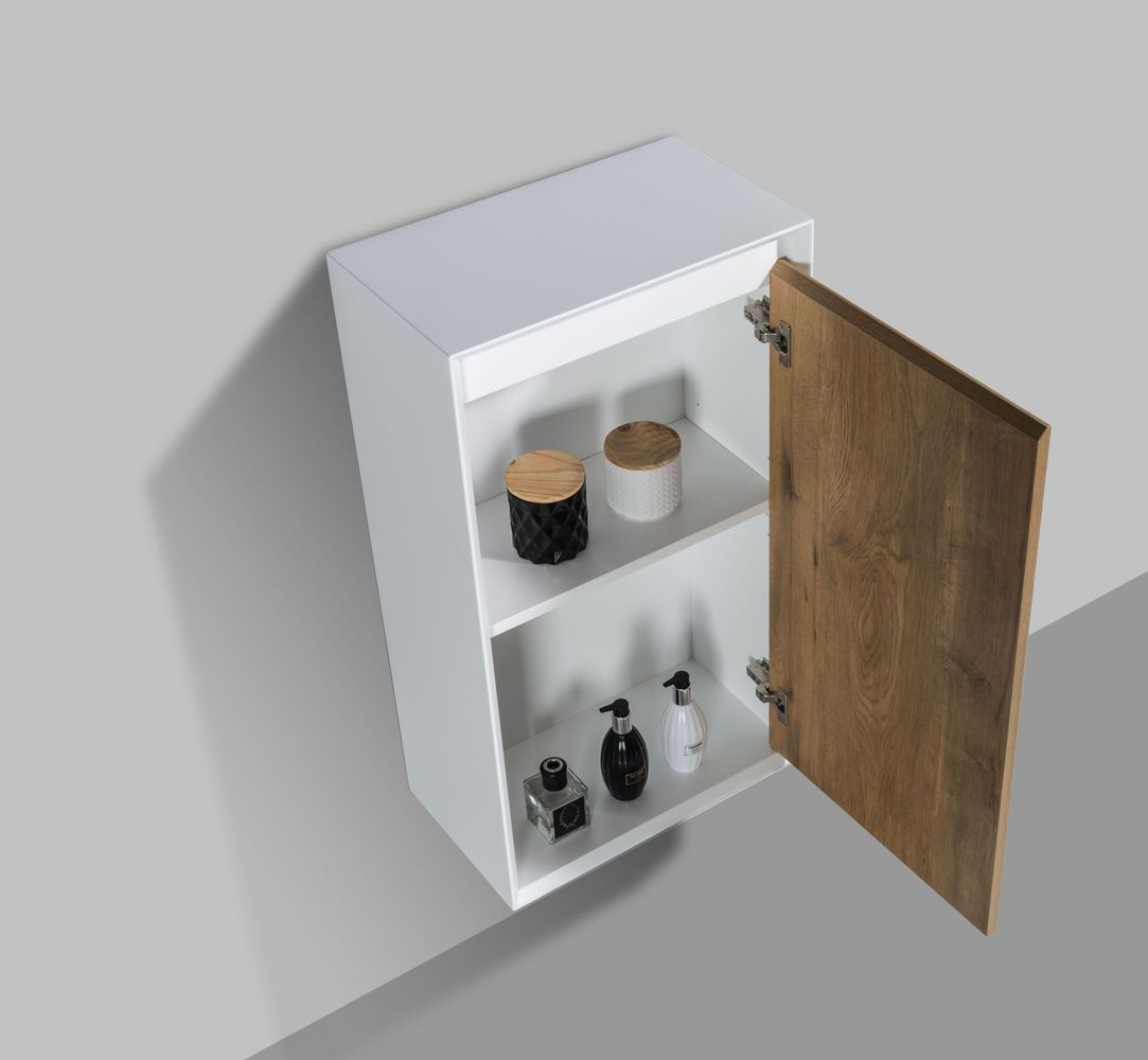 Bathroom Furniture set Fiona 900  - available in different colours  - optional Storage Unit and Mirror – Bild 9