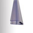 Duschdichtung Magnetdichtung (Einzeln) - für BERNSTEIN Duschkabine EX416S - Glasstärke 6 mm 001