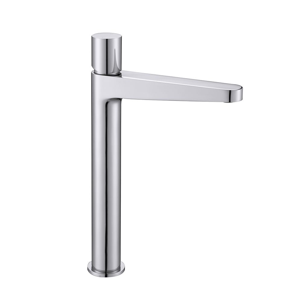 Extended Single Lever Basin Mixer Tap with rotary knob 8214 - different colours available  – Bild 1