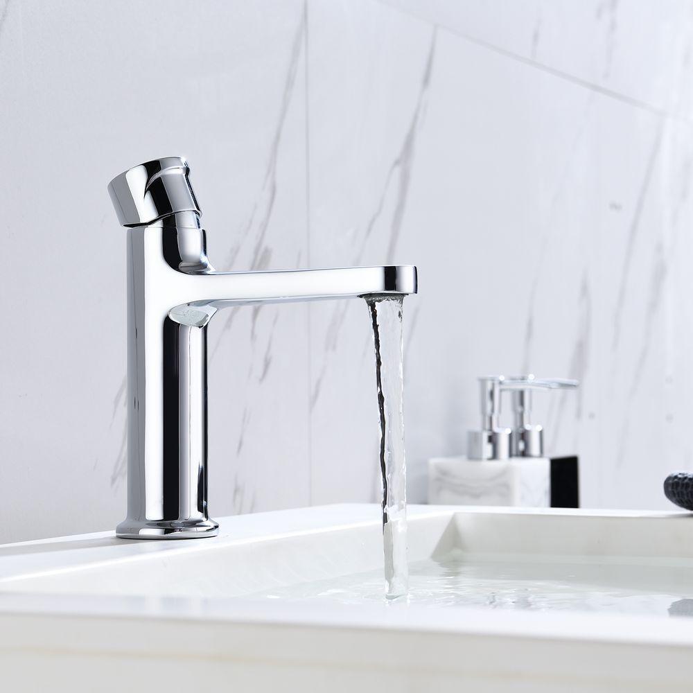 BERNSTEIN Waschtischarmatur Badarmatur 8211 - Farbe wählbar – Bild 6