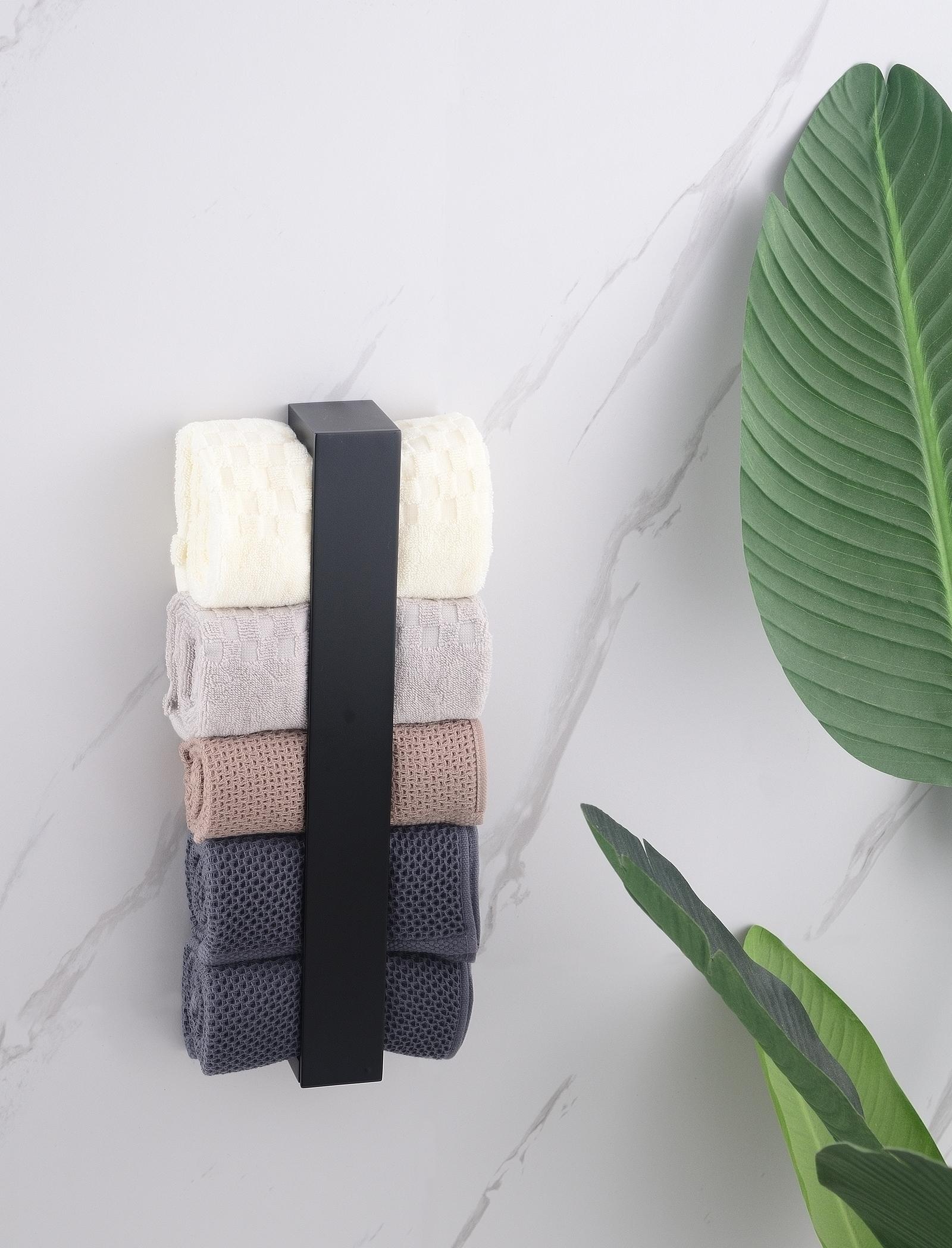 Handtuchhalter HH40 Wandmontage - Farbe wählbar