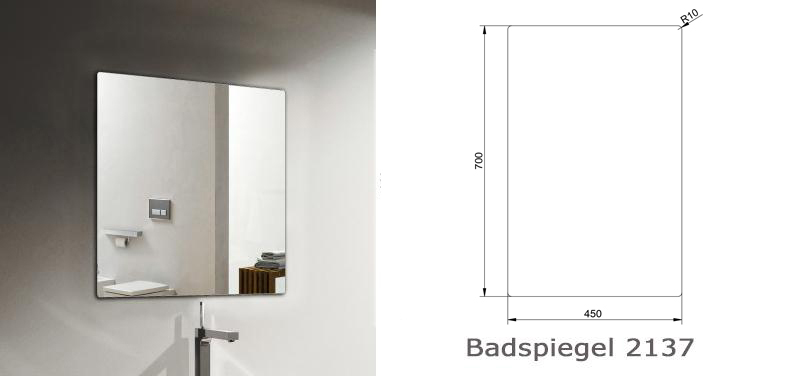 Bathroom Furniture Set CARO 450 - available in different colours - optional mirror or mirror cabinet – Bild 24