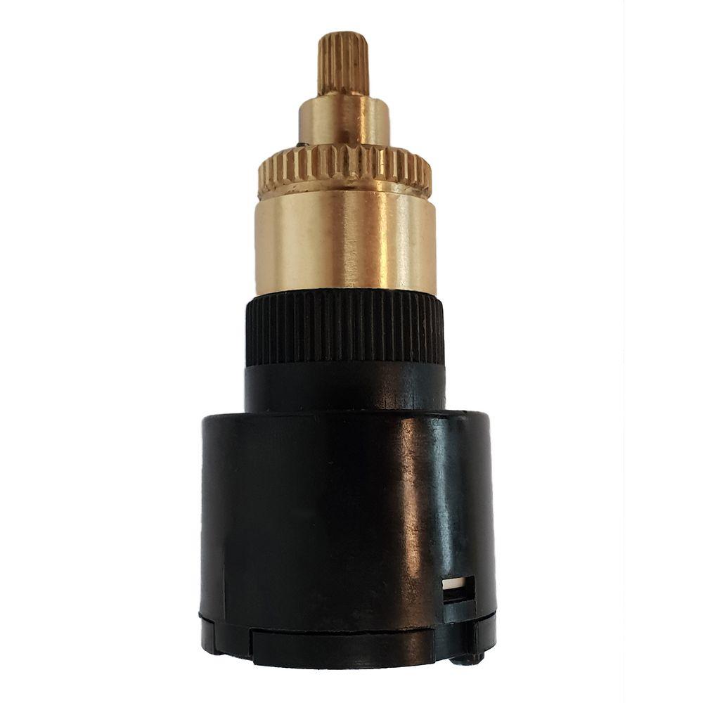 Ersatzteil Thermostat Armatur - für BERNSTEIN Duschsysteme NT6905, NT7025, NT7176, NT7177, NT7306 – Bild 1