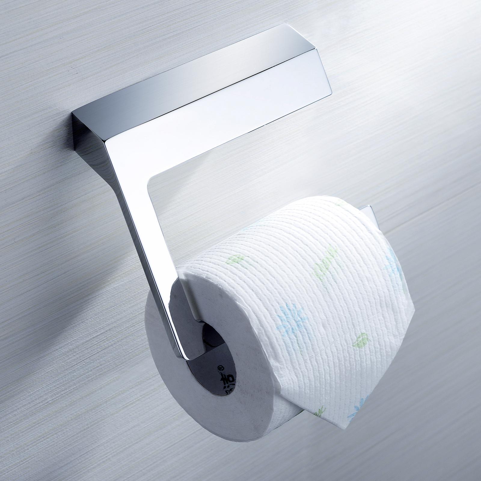 BERNSTEIN Toilettenpapierhalter TPH601 - Chrom