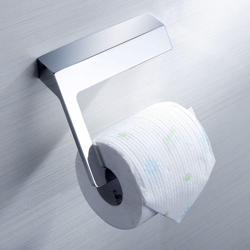 BERNSTEIN Toilettenpapierhalter TPH601 - Chrom – Bild 1