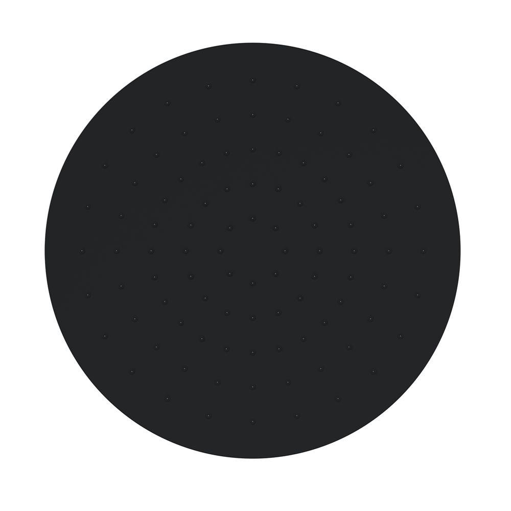 Regendusche ABS-Duschkopf D2250 selbstreinigend - 22,50 cm rund - Farbe wählbar – Bild 5