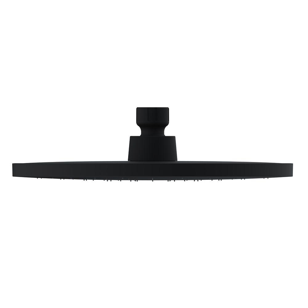 Regendusche ABS-Duschkopf D2250 selbstreinigend - 22,50 cm rund - Farbe wählbar – Bild 6