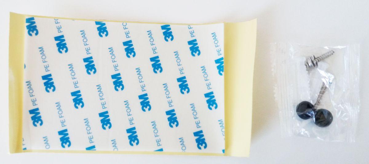 BERNSTEIN Toilettenpapierhalter selbstklebend TH1410 mit Ablage - Farbe wählbar – Bild 8
