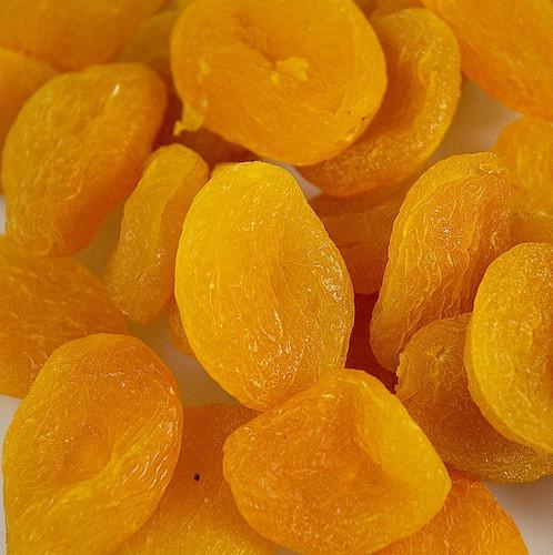 Aprikosen, getrocknet, geschwefelt  - orangefarben, 1 kg