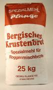 Brot Backmischung Bergisches Krustenbrot, 25 kg