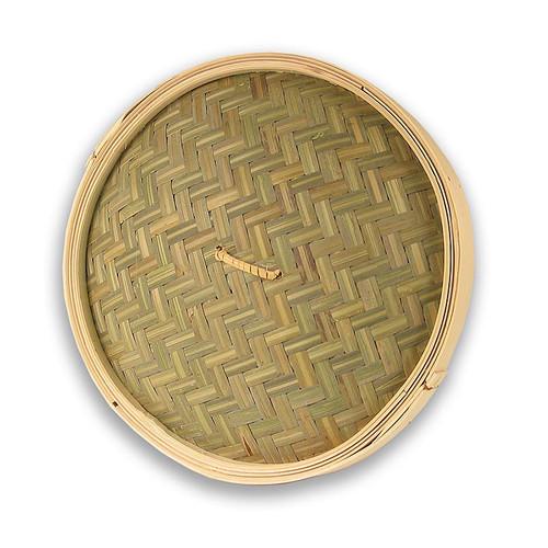 Deckel für Bambusdämpfer, ø 30cm außen, ø 28cm innen, 12 inch, 1 St