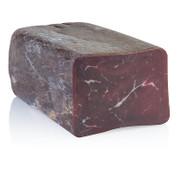 Bündner Fleisch, luftgetrocknetes Rindfleisch aus der Keule, Schweiz, ca.1.000g