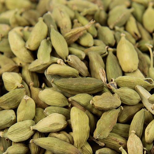 Cardamom, ganze Kapseln, grün, 1 kg