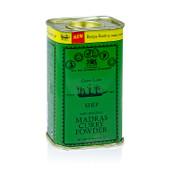 "Curry-Pulver ""Madras"", grüne Dose, Poonjiaji, 250g"