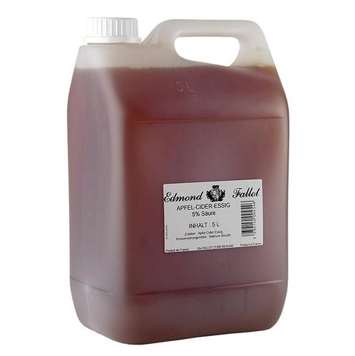 Fallot Apfel-Essig aus Cidre, 5 l
