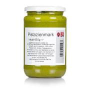 BOS FOOD Pistazien-Mark, 100% Mark ohne Zusatzstoffe, 650g