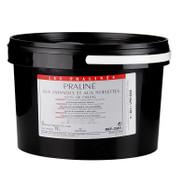 Praliné Masse fein, 25% Haselnuss, 25% Mandel, mit feinen Karamellnoten, 5 kg