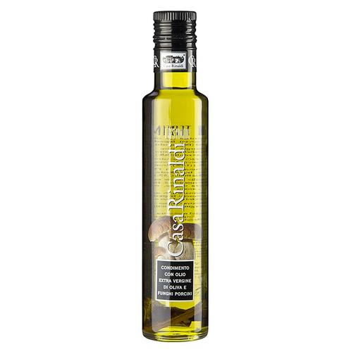Casa Rinaldi - Olivenöl Extra Vergine mit Steinpilz, 250 ml