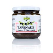 Oliven-Creme - Tapenade, schwarz, von Arnaud, 400g