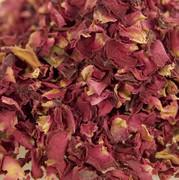 Rosenblütenblätter, getrocknet, 100g