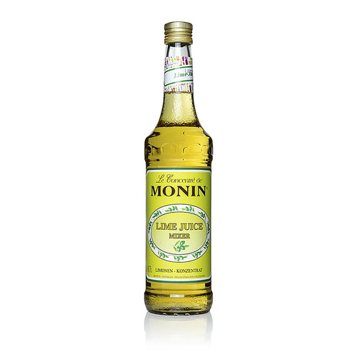 Lime Juice - Cordial Mixer, Limonensaft, 700 ml