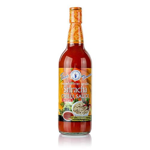 Chili-Sauce - Sriracha, pikant, 720 ml