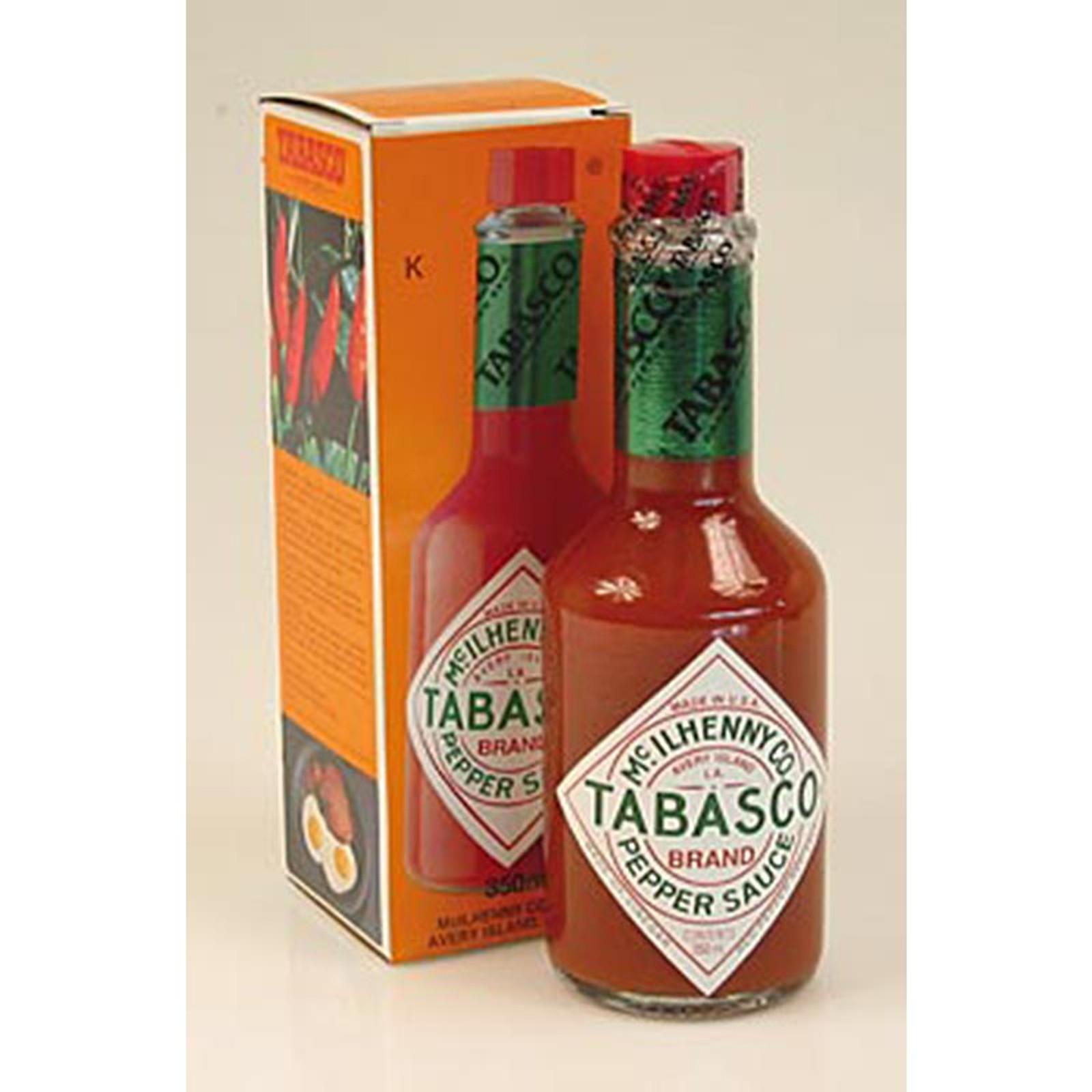 Tabasco Zutaten