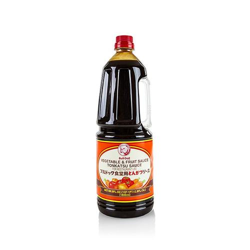 Tonkatsu Sauce, Würzsauce, genetisch veränderte Zutaten, Bulldog, 1,8 l