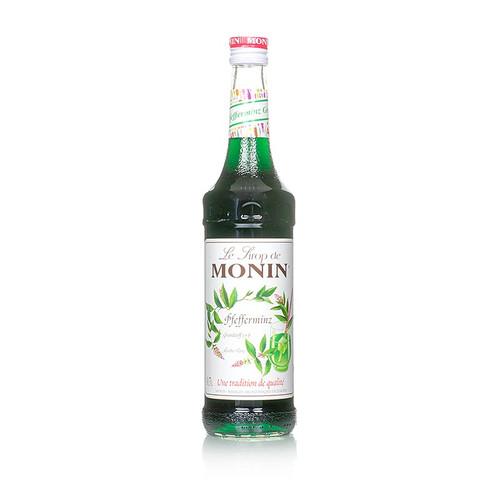Pfefferminz-Sirup, grün, 700 ml