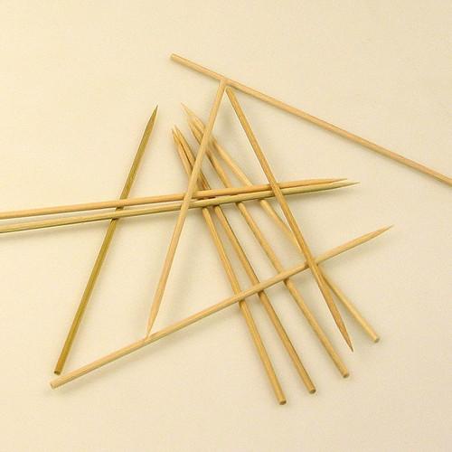 Bambus-Spieße, 15cm, 1.200 St