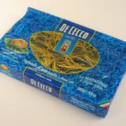 De Cecco Tagliatelle Paglia e Fieno, mit Ei und Spinat, grün/weiß, No.108, 3 kg, 12 x250g