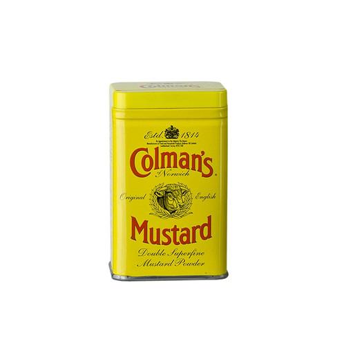 Senf-Pulver, von Colman-England, 57 g