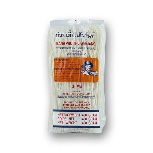 Reis Tagliatelle, 3mm breit, 375g