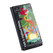 Chili & Highland Whisky Schokolade, handgeschöpfte Tafel, 75g