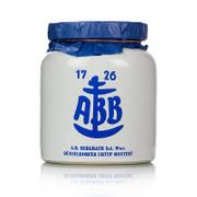 Düsseldorfer ABB-Senf - Das Original im Steinkrug, mittelscharf, 600 ml