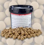 Xocopili, gewürzte Couverture Perlen, 72% Kakao, 1 kg