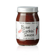 Bone Suckin´ Sauce Hot, BBQ Sauce, Ford´s Food, 454g