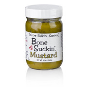 Bone Suckin´ Mustard, BBQ Senf, Ford´s Food, 340 g