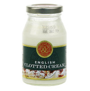 English Clotted Cream, feste Rahm-Creme, 55% Fett, 170g
