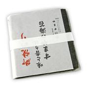 Yakinori ganze Größe, getrocknete Algenblätter, geröstet, Platin, 50 Blatt
