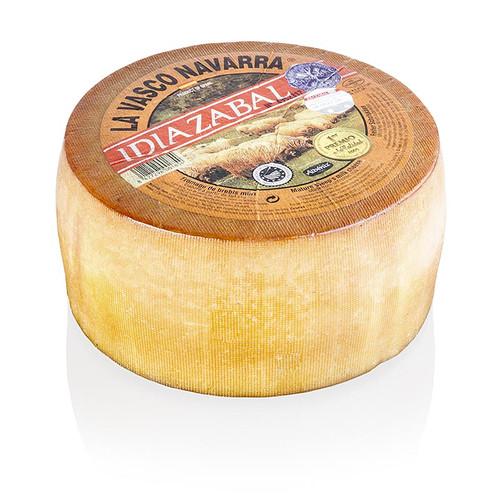 Idiazabal - spanischer Hartkäse aus dem Baskenland/Navarra, ca.3 kg